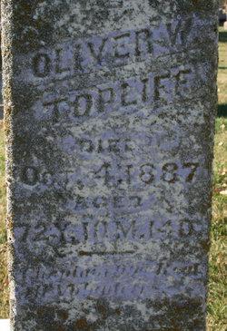 Rev Oliver Williams Topliff