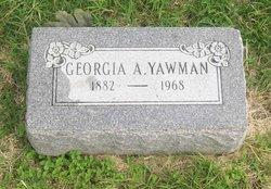 Georgia A. Yawman