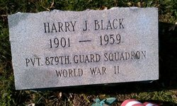 Harry J Black