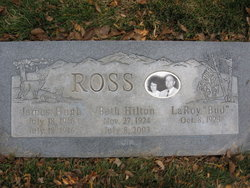 James Hugh Ross