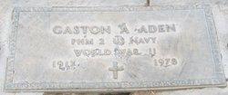 "Gaston Adair ""Jap"" Aden"