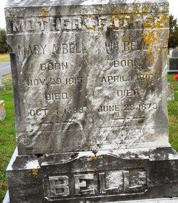 Mary A. <I>Derr</I> Bell