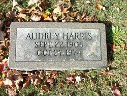 Audrey Grace <I>Harris</I> Sparks