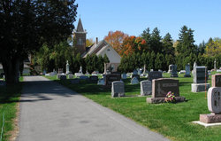 West Mequon Trinity Evangelical Lutheran Cemetery