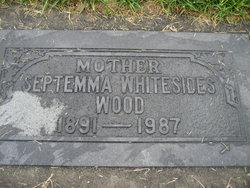 Septemma Layton <I>Blood</I> Wood