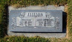 Edwin Elias Eliason