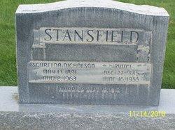 Schrelda <I>Nicholson</I> Stansfield