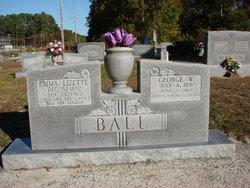 George W Ball