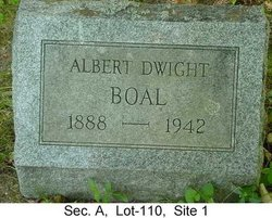Albert Dwight Boal