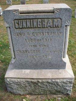 "Jehu G ""John"" Cunningham"