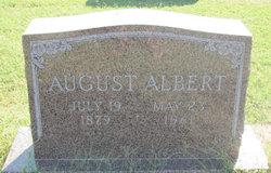 """Gustaf Albert """"August"""" Albert"""