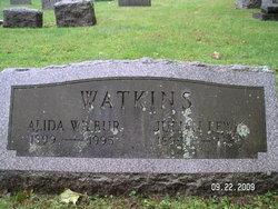 """Julian Lewis """"Wattie"""" Watkins"""