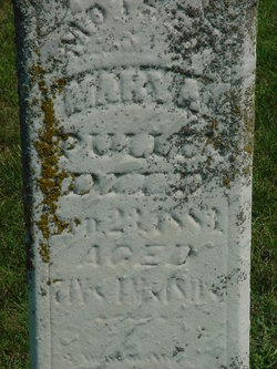 Mary Ann <I>Dudley</I> Pullen