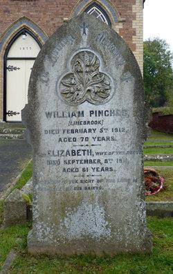 Elizabeth <I>Davies</I> Pinches