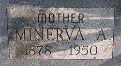Minerva Alviria <I>Brundage</I> Berry