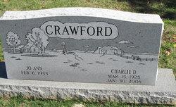 Charlie D Crawford