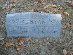 Laura Jane <I>Bales</I> Runyan