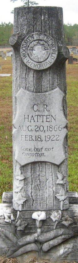 C R Hatten