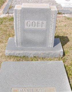 Mamie Goff