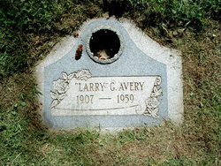 """Lawrence Gomer """"Larry"""" Avery"""