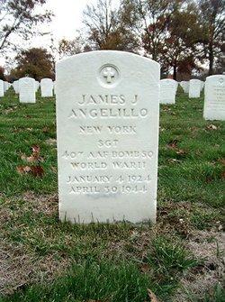SGT James J Angelillo