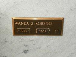 Wanda Rose <I>Scales</I> Robbins