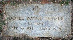 Doyle Wayne Houser