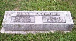 William Morgenthaler