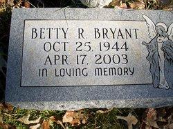 Betty R Bryant