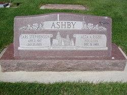 Alta Adeline <I>Rigby</I> Ashby