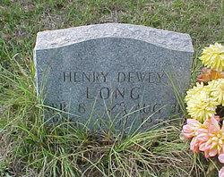 Henry Dewey Long