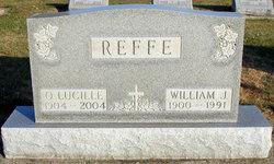 William I Reffe