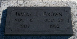 Irving Lawrence Brown