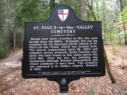 Saint Paul's in the Valley Episcopal Cemetery