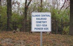 Illinois Central Railroad Gravesite