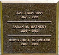 David Matheny