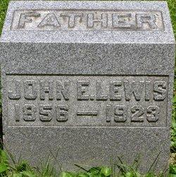John E Lewis