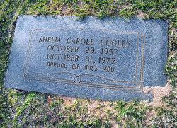 Sheila Carole Cooley