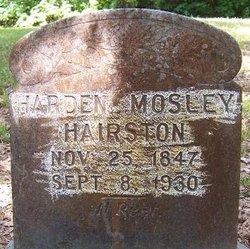 Harden Mosley Hairston