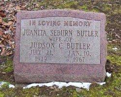 Juanita Eva <I>Seburn</I> Butler