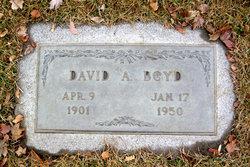 David Arthur Boyd