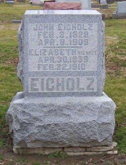 Elizabeth <I>Wolf</I> Eicholz