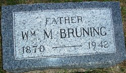 William Martin Bruning