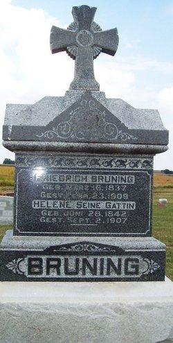 Helene <I>Philippi</I> Bruning