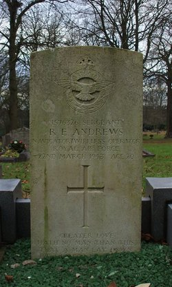 Sgt Ralph Ernest Andrews