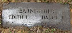 Edith L <I>Wood</I> Barnfather