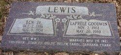 Ben Lewis, Jr