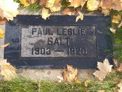 Paul Leslie Salt