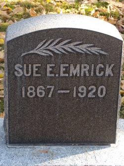 Sue Ella <I>Rodgers</I> Emrick