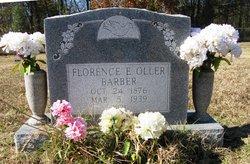 Florence Eurilla Regal <I>Oller</I> Barber